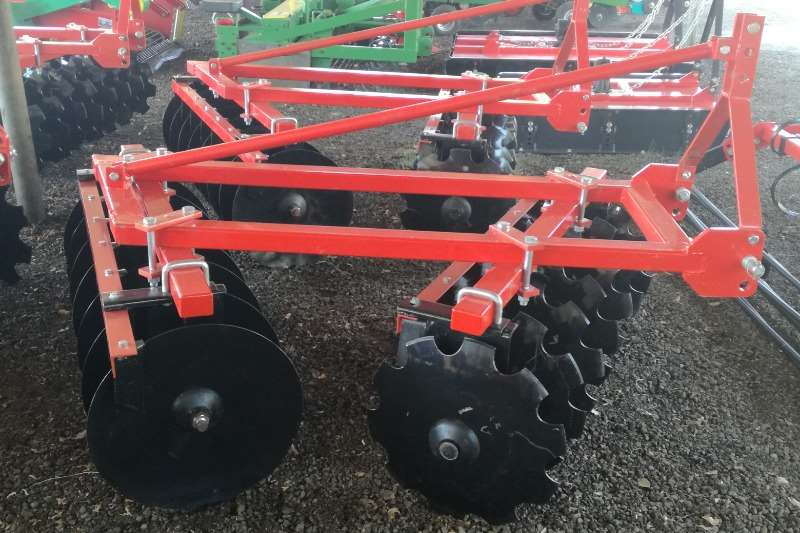 RY Agri Ploughs Disc harrows New 14 Disc Harrow 2019