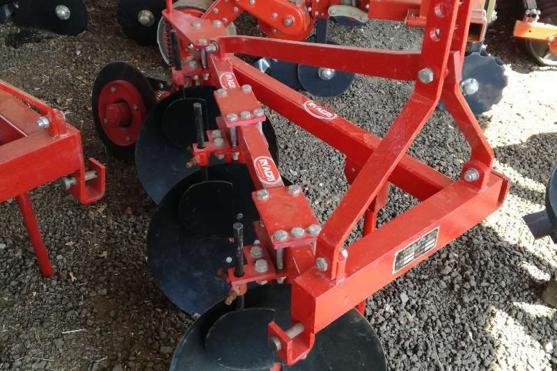 RY Agri Ploughs Disc ploughs New 3 Disc Plough 2019