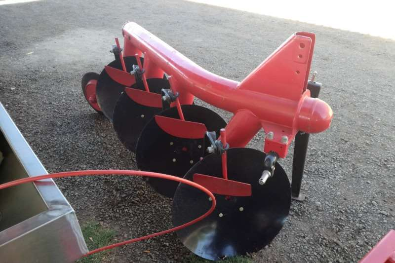 RY Agri Ploughs Disc ploughs New 4 Disc Plough 2019