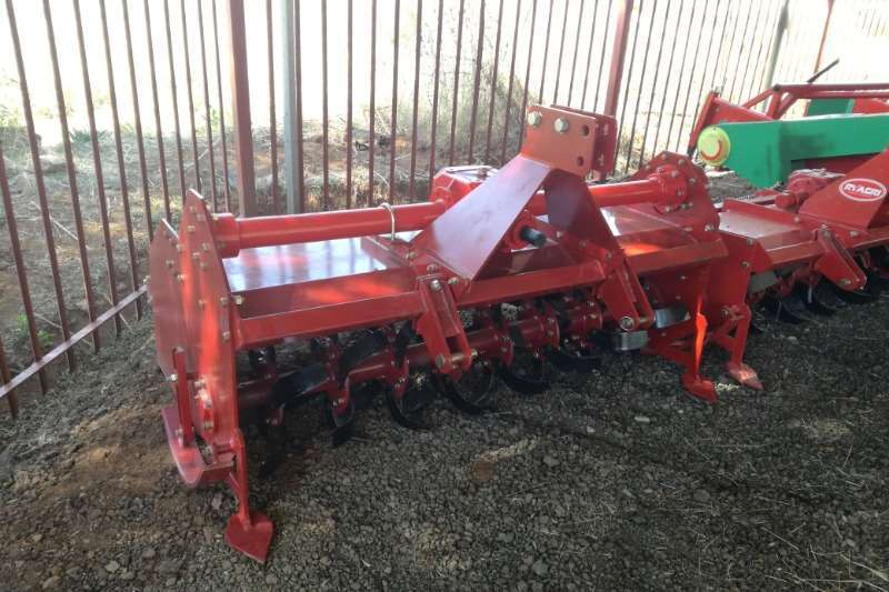 RY Agri Rotovators In-Line rotovator 1.6m Seedbed Maker 2019