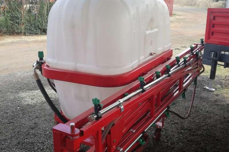 RY Agri Sprayers and spraying equipment Boom sprayers New 500 L Boomsprayers 8m 2019