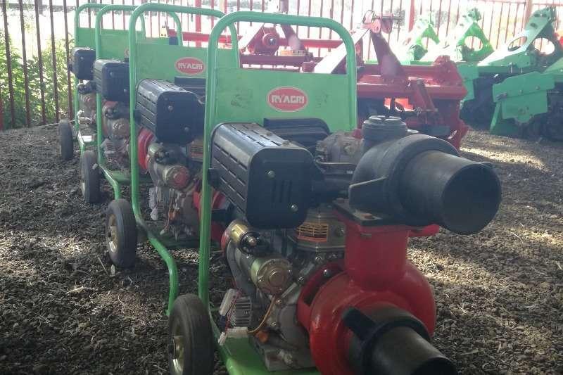 RY Agri Sprayers and spraying equipment Diesel Engen Water Pump 2019