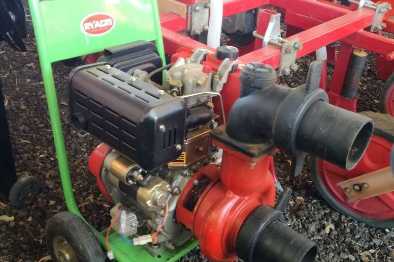 RY Agri Sprayers and spraying equipment Diesel Engen Water Pump 2019