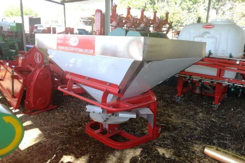 RY Agri Spreaders New fertilfizer Spreader 600L Stainless 2019