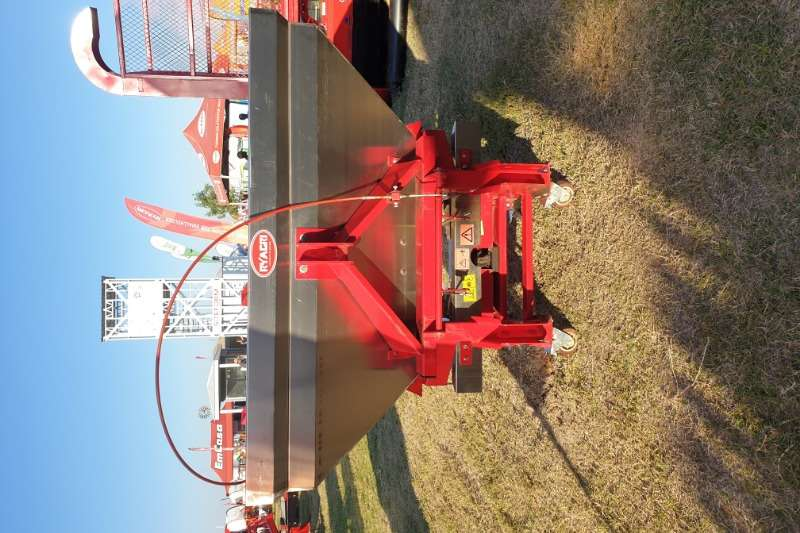 RY Agri New Stainless steel Spreader 1000l 15 18m Spreaders