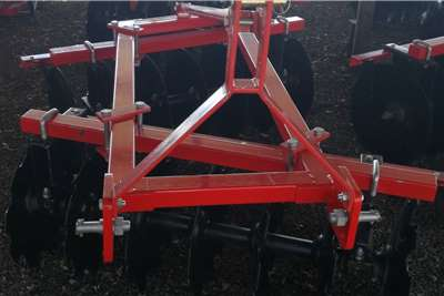 RY Agri Cultivators 18 Disc Harrow Tillage equipment