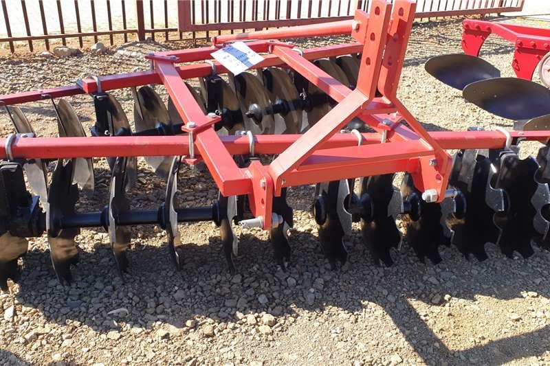 RY Agri Tillage equipment Cultivators 20 Disc Harrow