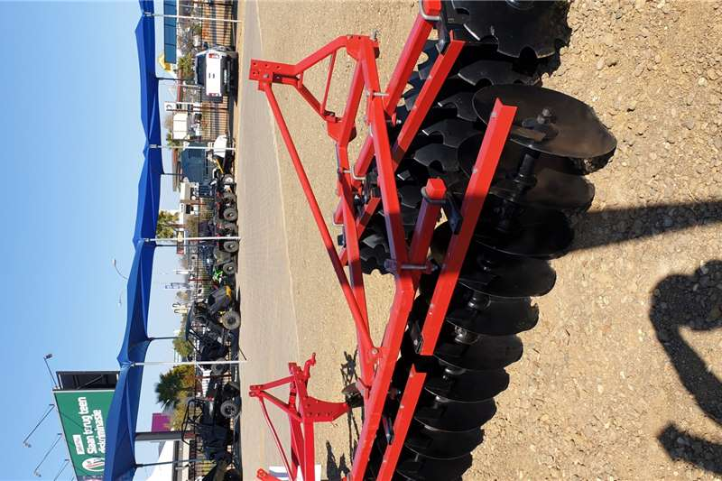 RY Agri Cultivators 22 Disc Harrow Tillage equipment