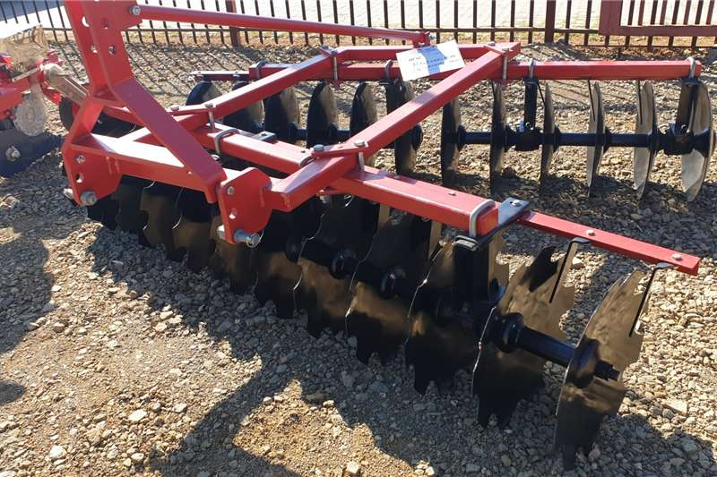 RY Agri Tillage equipment Cultivators 24 Disc Harrow