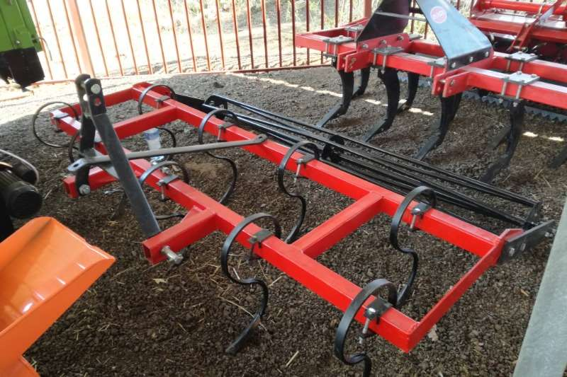 RY Agri Tillage equipment Cultivators New Spring Cultivator + Roller 2019