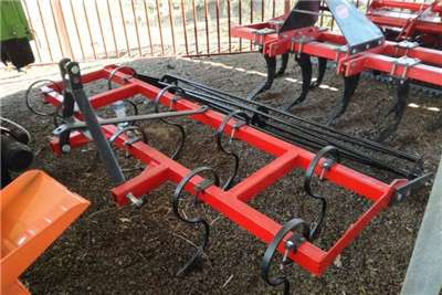 RY Agri Cultivators New Spring Cultivator + Roller Tillage equipment