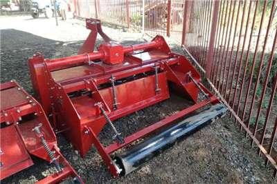 RY Agri In-Line rotovator 1.6m Seedbed Maker Tillage equipment