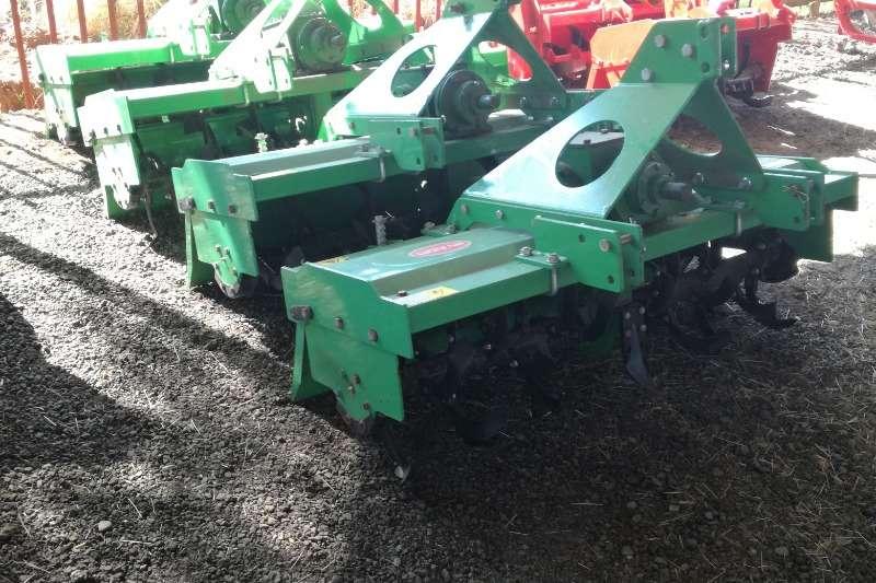 RY Agri In-Line rotovator New 1.5 m Rotovator Tillage equipment