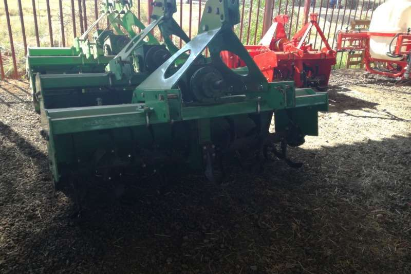RY Agri Tillage equipment In-Line rotovator New 1.5 m Rotovator 2019
