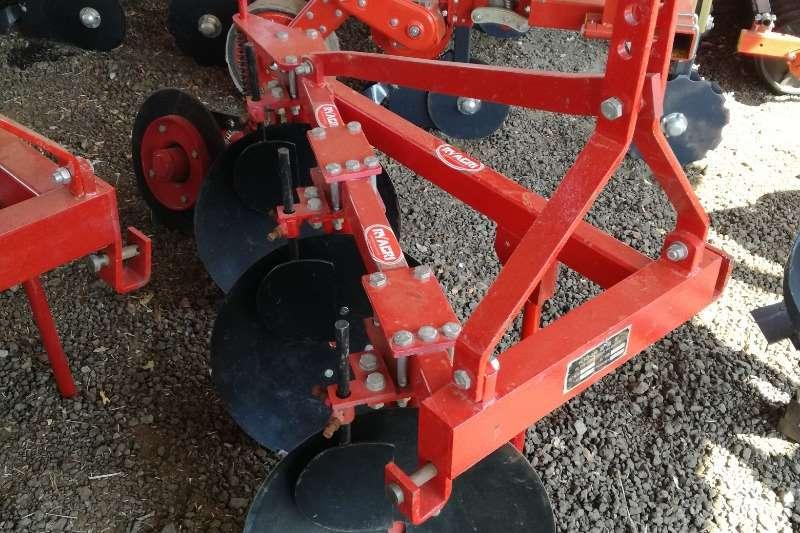 RY Agri Tillage equipment Ploughs New 3 Disc Plough 2019