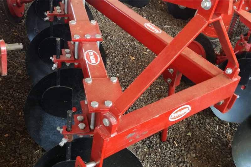 RY Agri Ploughs New 4 disk Frame Plough Tillage equipment