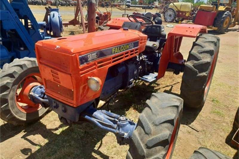 SAME Tractors 4WD tractors Falcon 50 Tractor 4x4