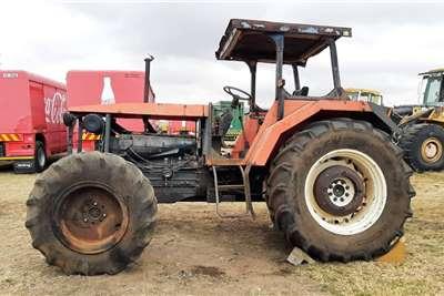 SAME 4WD tractors Laser 100 Tractor Tractors