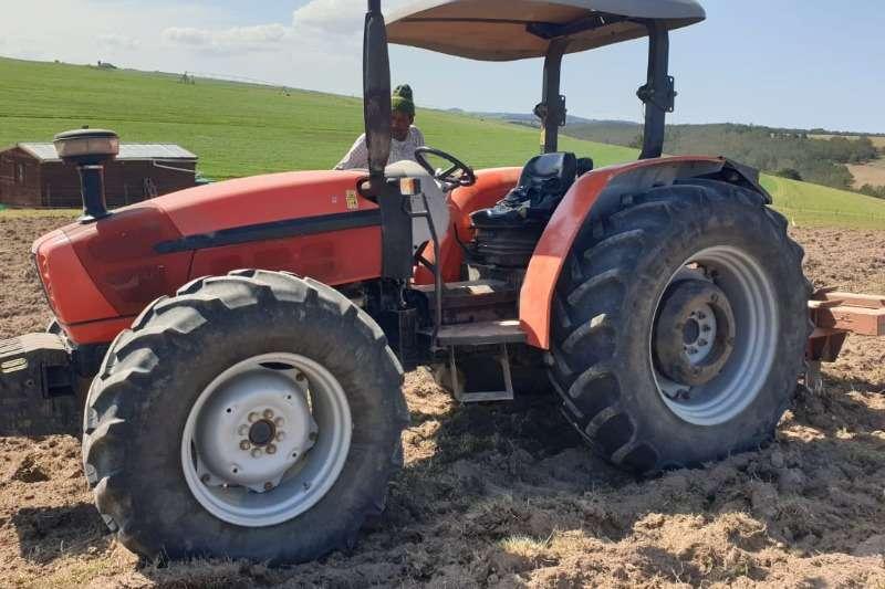 SAME Tractors 4WD tractors SAME 80   4x4 2015