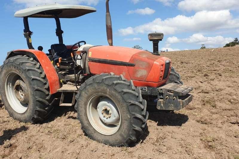 SAME 4WD tractors SAME 80   4x4 Tractors