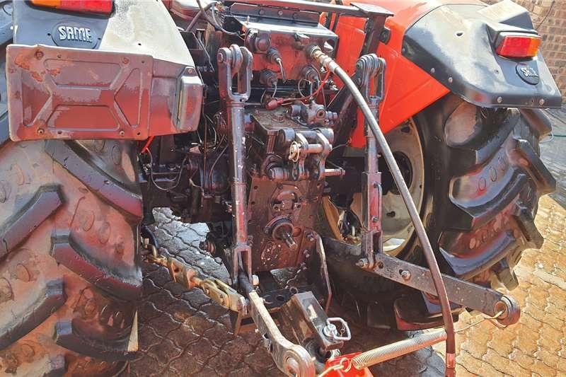 SAME 4WD tractors SAME Argon 4wd Narrow Tractors