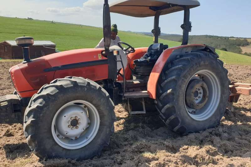 SAME Four wheel drive tractors SAME 80   4x4 Tractors