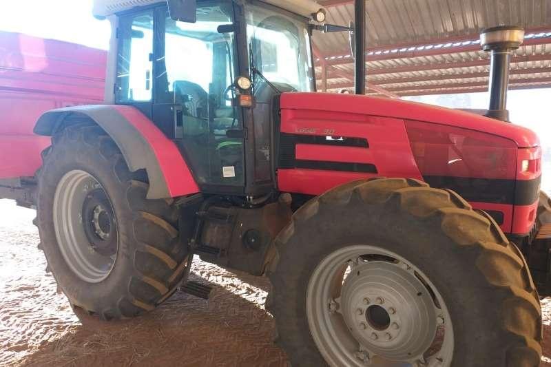SAME Tractors Four wheel drive tractors Same Laser 130 Cab 92kw 2015