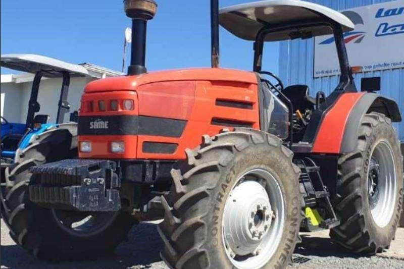 SAME Tractors Same Laser 115DT 76kW