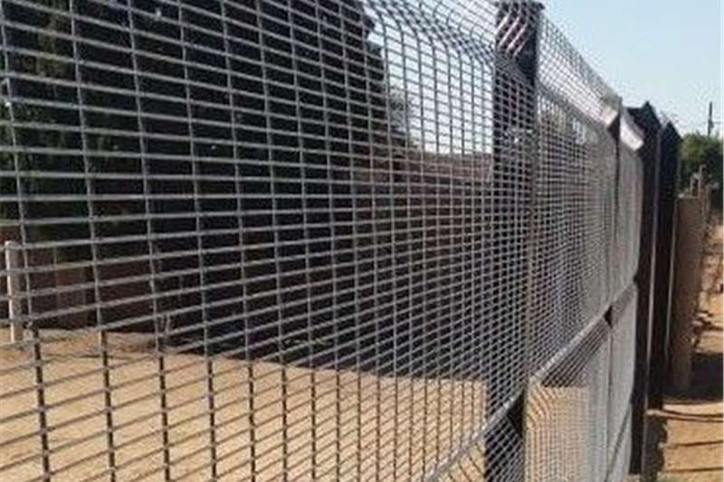 Game fencing ClearView fencing Security and fencing
