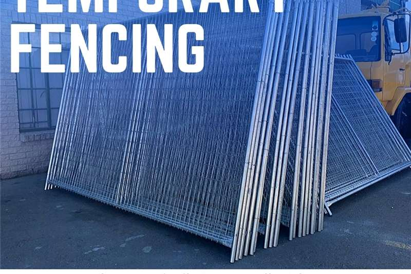 Game fencing Construction barricades | Ready fencing panels Security and fencing