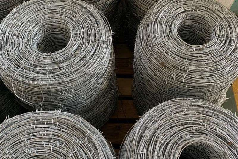 Livestock fencing Karoo Barb Wire   1 Single Strand 845m FG Security and fencing
