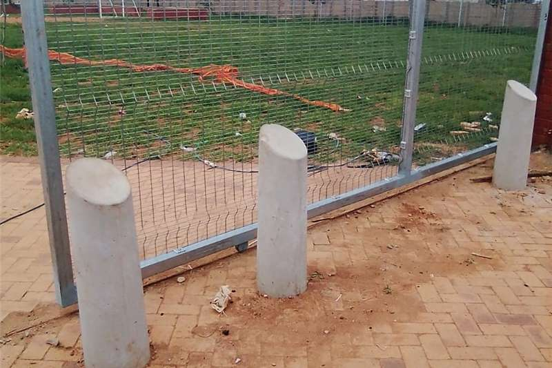 Security fencing  Clear Vu Fencing Security and fencing