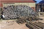 Security fencing  fence poles Security and fencing
