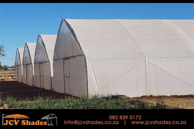 Seeds fertilisers and chemicals GREENHOUSE TUNNELS & SEEDLING TUNNELS