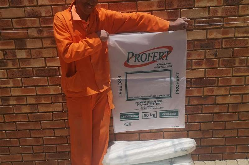 Other seeds, fertilisers and chemicals High Quality NEW 50 Kg Bags (Mis prints) Seeds fertilisers and chemicals