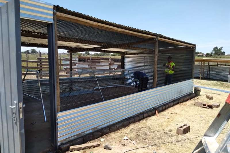 Building services Building of Chicken Houses from start to finish Service providers