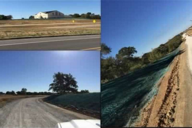 Service Providers Hydroseeding professionals