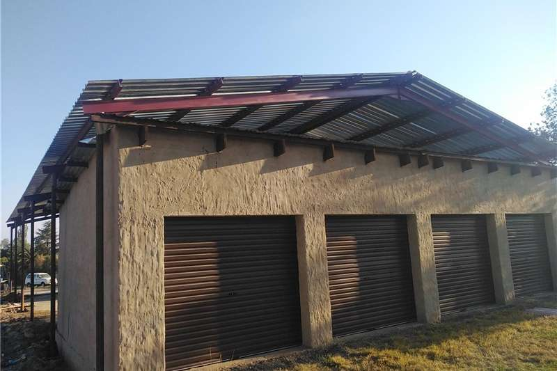 Services Steel structures