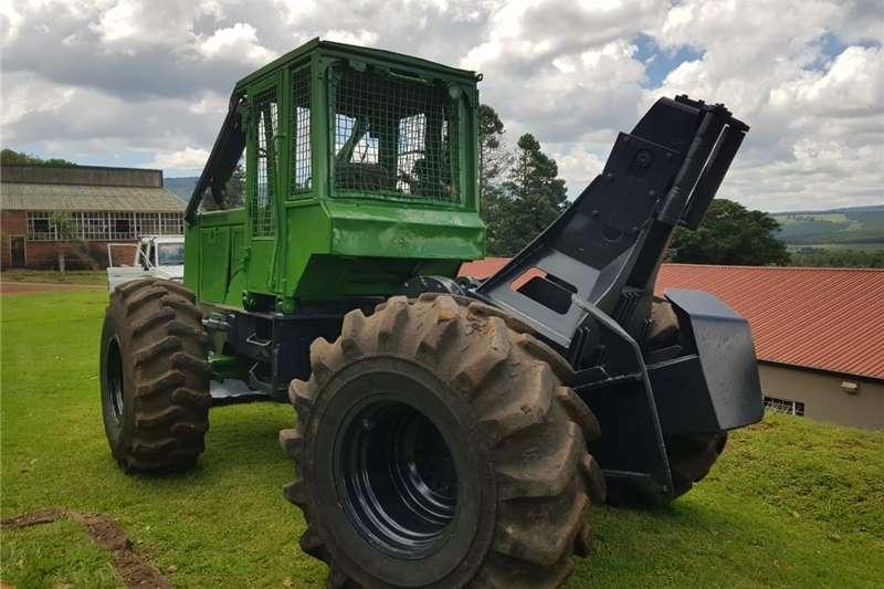 Skid steers Farming Timberjack 360D Skidder