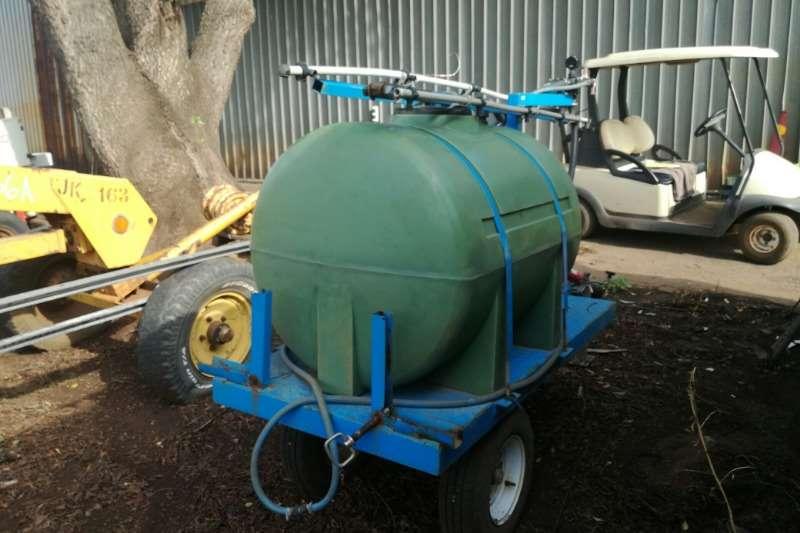 Sprayer 800L Landini Sprayer Spraying equipment