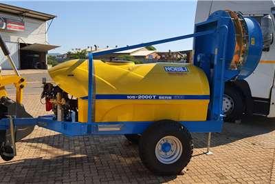 Sprayer Trailed sprayers Nobili KAP 2000 Spraying equipment