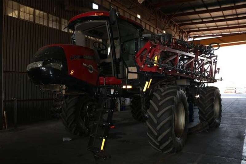 Sprayers and spraying equipment High clearance sprayers Private Treaty Sale Of Case Patriot 4430 Series Sp 2019