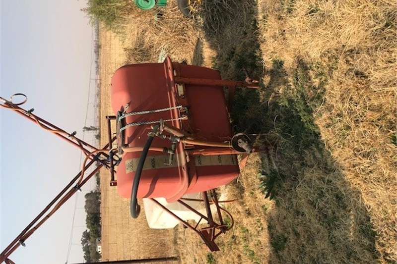 Sprayers and spraying equipment Tractor mounted sprayers 500 ltr Sprayer for Sale