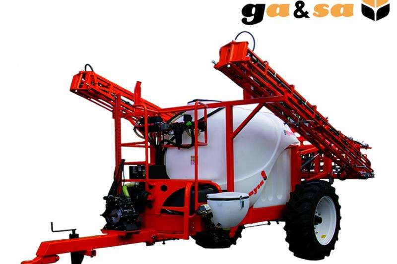 Spraying equipment Agri Services Gaysa Spuite 2019