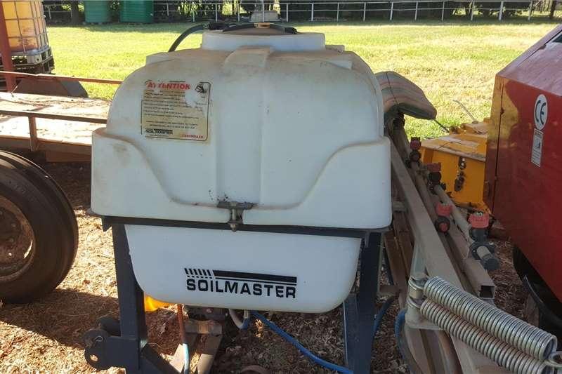 Boom sprayers 400l Boom Sprayer Soil Master Spraying equipment
