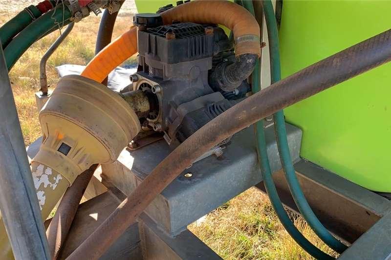 Boom sprayers Agrico spuit Spraying equipment