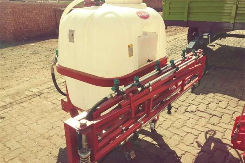 Boom sprayers Boom Sprayer 800L NEW Spraying equipment