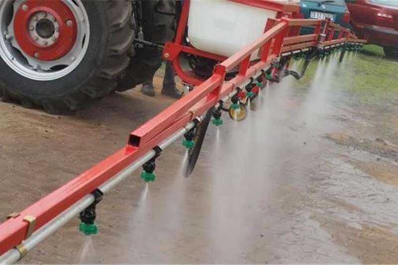 Spraying equipment Boom sprayers Boom Sprayer / Spuit / Gif Spuit