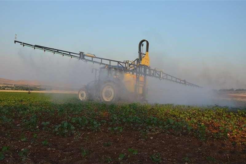 Spraying equipment Boom sprayers Demo Spray Rigs