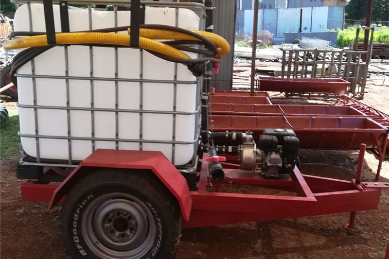 Boom sprayers fire fighter Spraying equipment